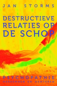 Boek: Destructieve relaties op de schop van Jan Storms